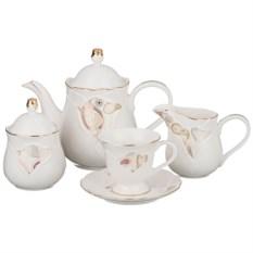 Чайный сервиз на 6 персон Фрагмент