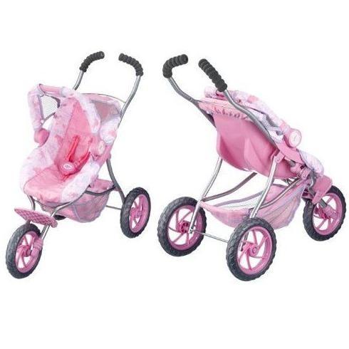 Прогулочная коляска Джоггер для  куклы Baby Born