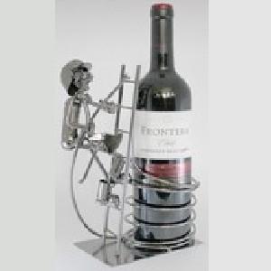 Декоративная подставка для бутылки МЧС