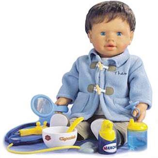 Интерактивный малыш Тео
