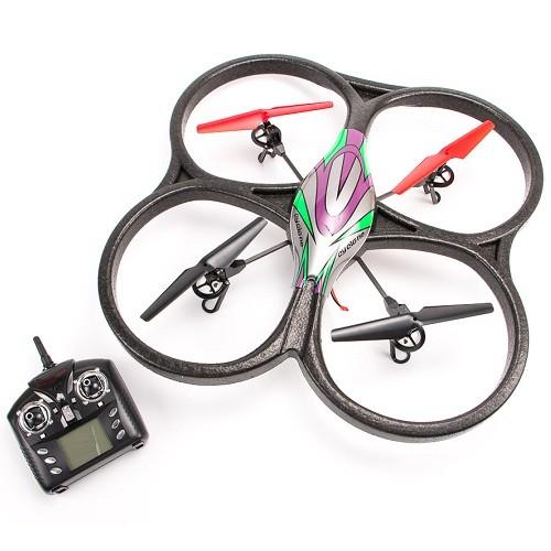 Радиоуправляемый квадрокоптер WL Toys V333