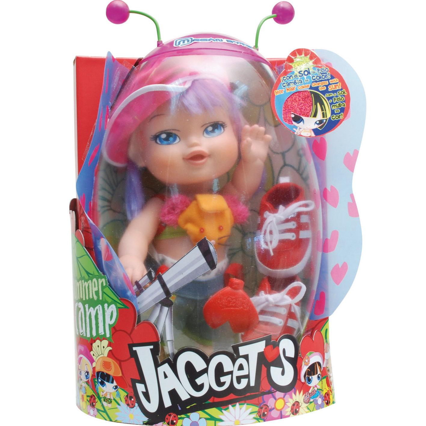 Кукла Jaggets