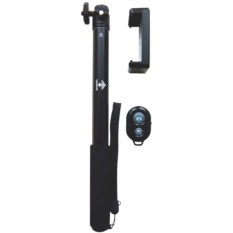 Селфи-монопод Camanchi Selfie Kit CMC-905 Black с пультом