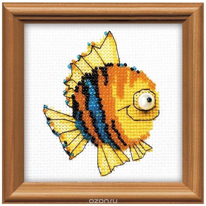Набор для вышивания крестом Рыбка