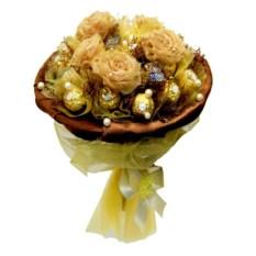 Букет из конфет Причуда
