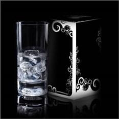 Светящийся бокал Longdrink GlasShine (белый)