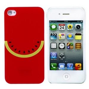 Чехол для iPhone 4/4S Watermelon Smile