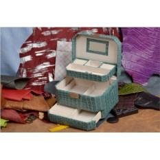 Бирюзовая шкатулка для ювелирных украшений Amarena