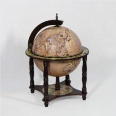 Мини-бар Глобус, диаметр 33 см