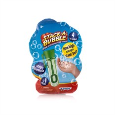 Мыльные пузыри Stack-A-Bubble Застывающие Пузыри мини