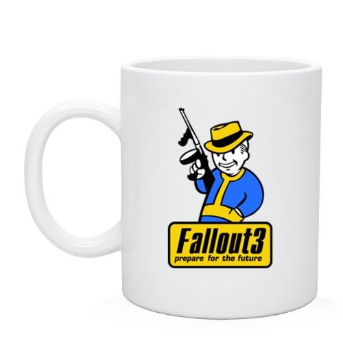 Кружка Fallout Man