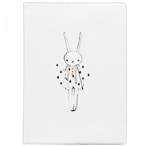 Обложка для паспорта Bunnies