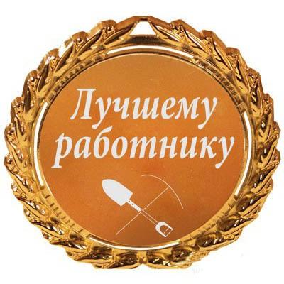 Медаль Лучшему работнику