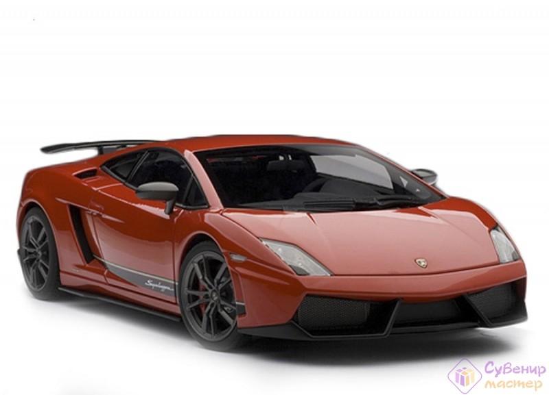 Lamborghini Gallardo LP570-4 Superleggera 2010 Red