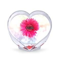 Сувенир-сердце Татьяна