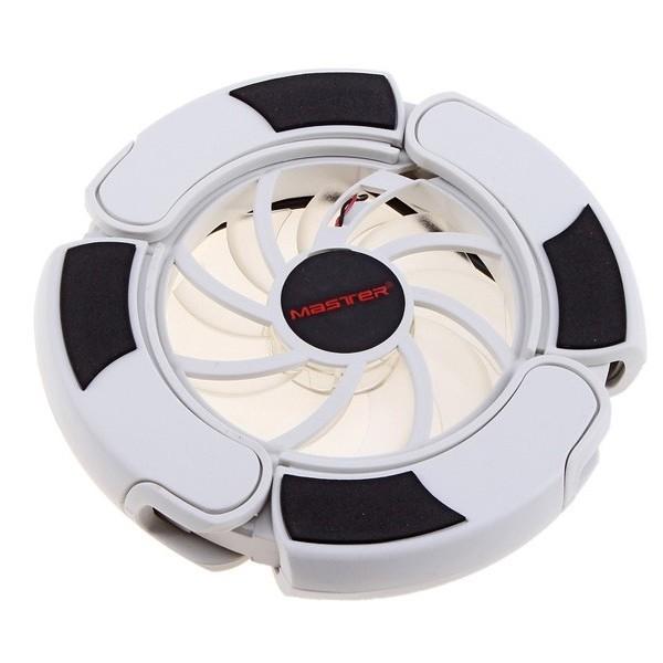 USB-подставка для охлаждения ноутбука (круглая)