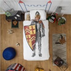 3D постельный комплект Рыцарь