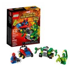 Конструктор Lego Человек-паук против Скорпиона