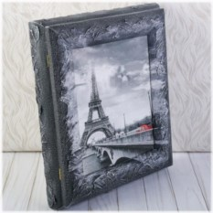 Настенная ключница Париж