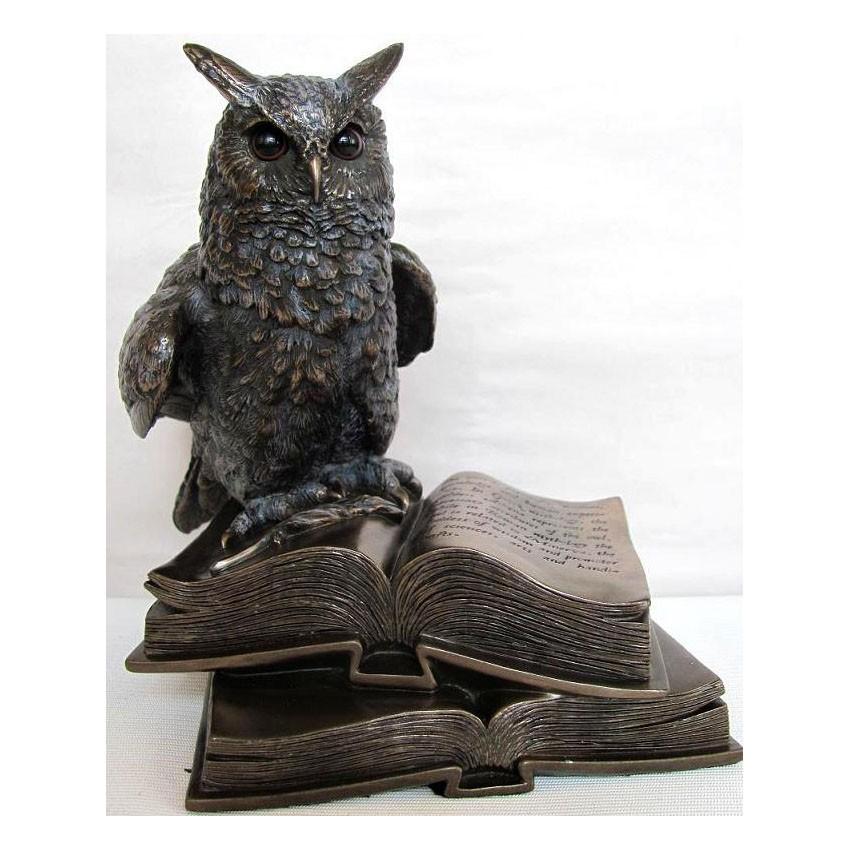 Статуэтка «Сова — символ мудрости»