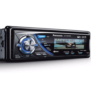 Ресивер PANASONIC CQ-C8405N CD/MP3