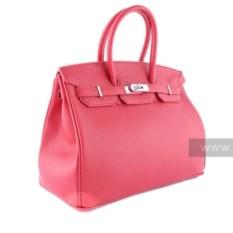 Красная женская сумка Hermes
