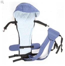 Рюкзак-кенгуру Baby X7 Blue