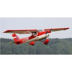 Экстремальный полет на Cessna Aerobat