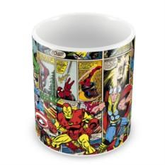 Кружка Marvel