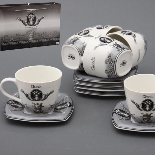 Чайный набор на 6 персон Классик