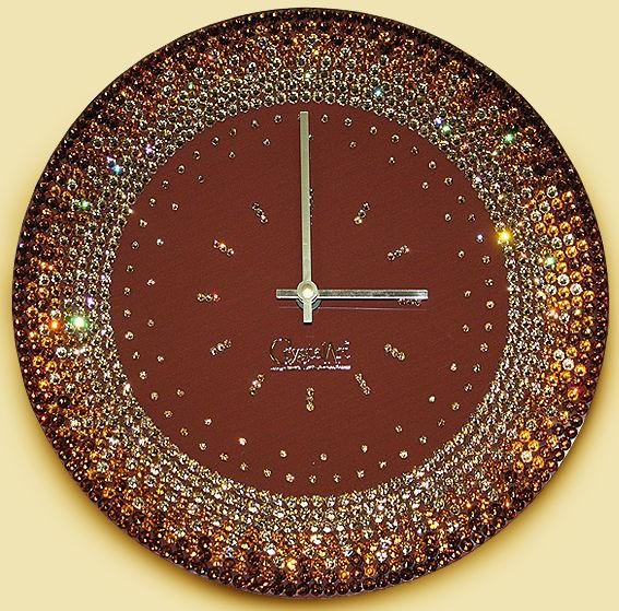 Часы Swarovski Солнечное ожерелье