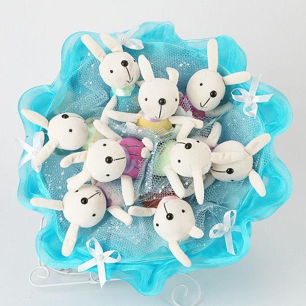 Букеты из игрушек Радость
