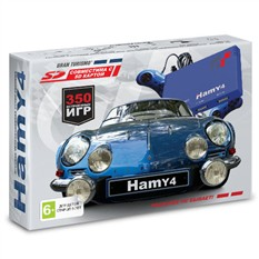 Игровая приставка Hamy 4 Gran Turismo (350 игр)