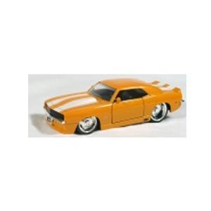 Модель авто Chevy camaro - free rolling 1969 1:32