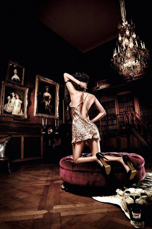 Мини-платье Beauty Inside The Beast
