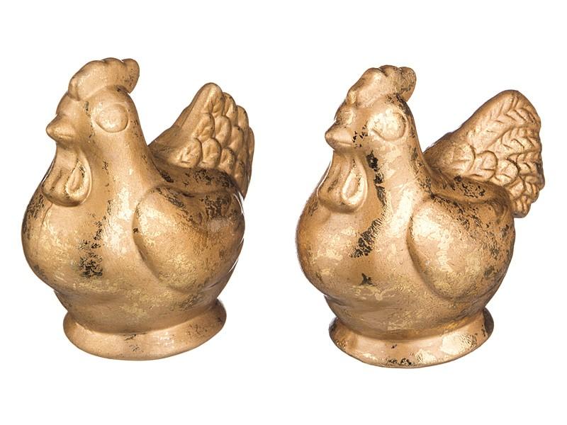 Набор для специй Золотые петухи