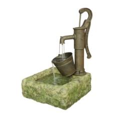 Интерьерный фонтан Колонка