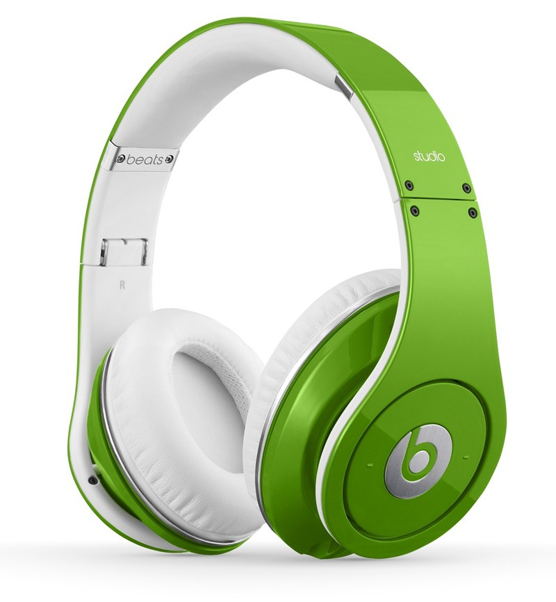 Наушники Monster Beats by Dr. Dre Studio Green