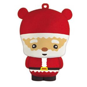 Флешка Дед Мороз 4 Гб