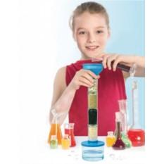 Набор для проведения опытов по очистке воды «Юный ученый»