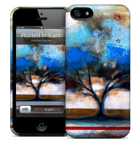 Чехол для iPhone 5 Gelaskins Rooted in Earth