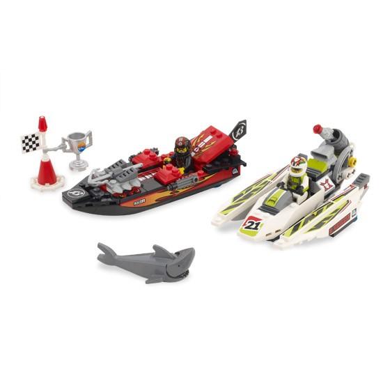 Lego Racers «Риф зубчатых челюстей»