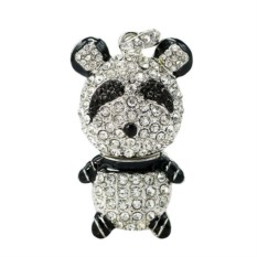 Флешка Панда в стразах