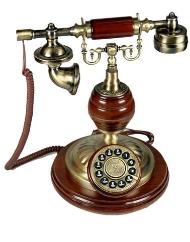 Ретро телефон Ренессанс