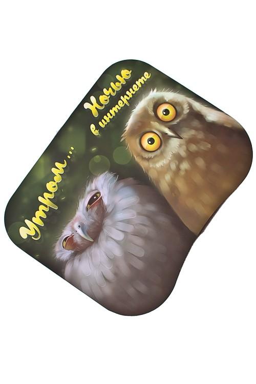 Подставка для ноутбука с подушкой Утром и ночью