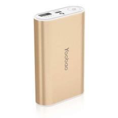 Внешний аккумулятор Yoobao 7800 mAh YB-6013 Gold