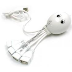 USB-хаб Белый спрут