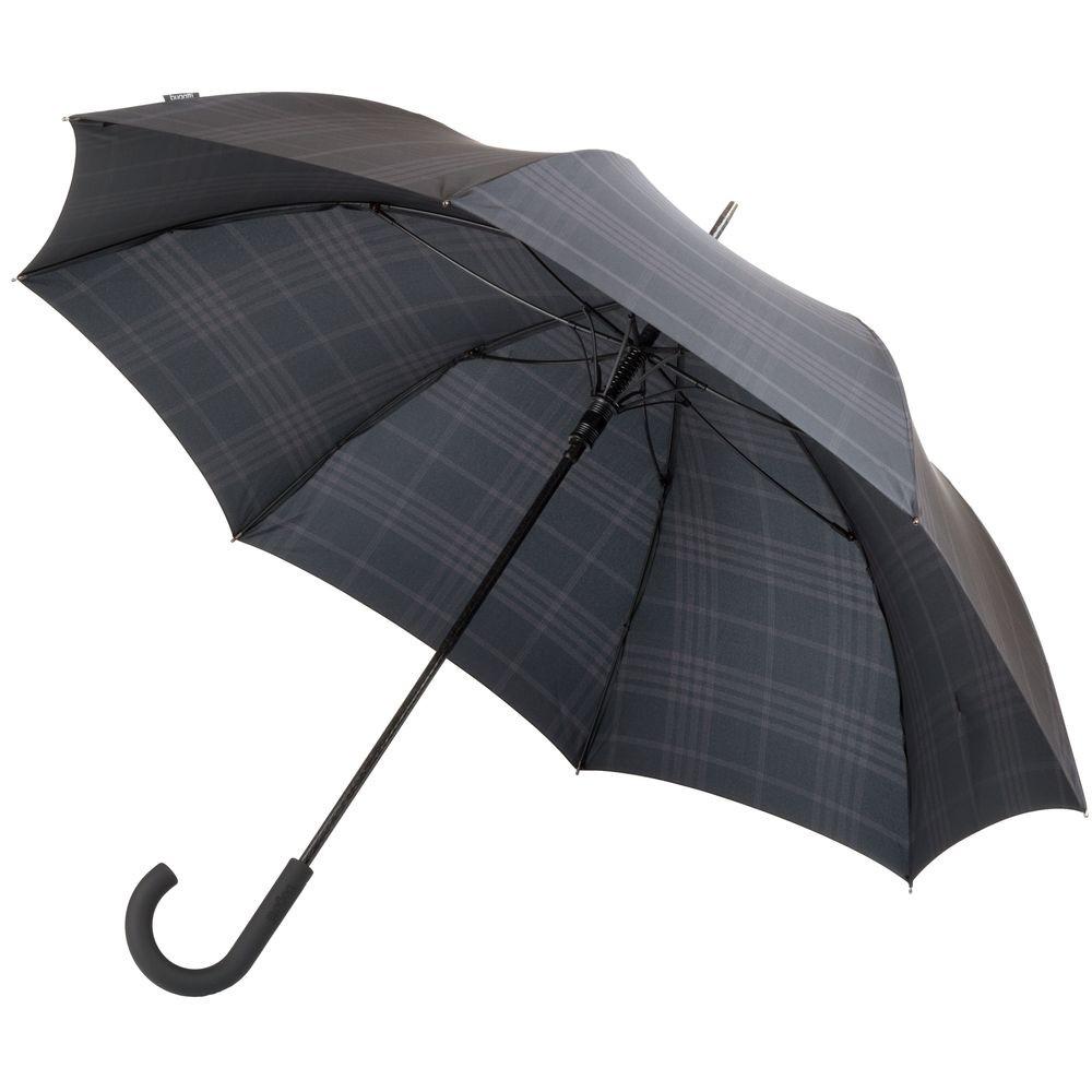 Черный зонт Sport