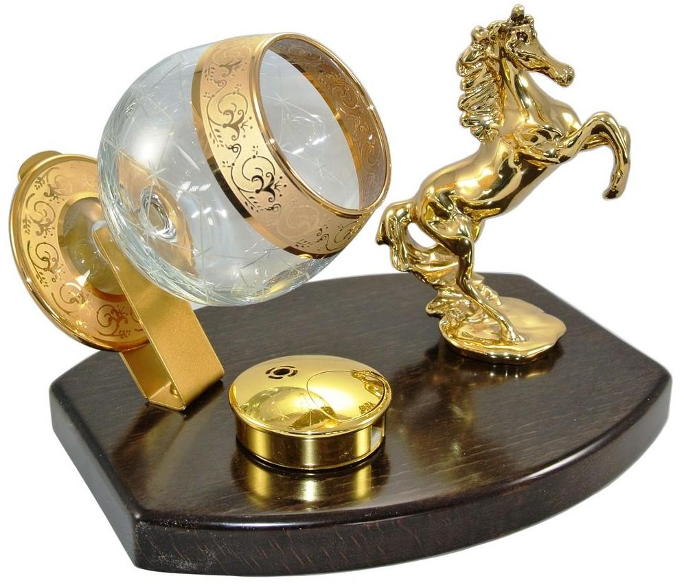 Подарочная коньячница «Конь» Credan