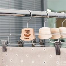 Именная вешалка для одежды «Для аккуратных»